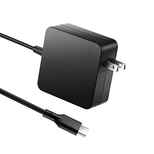 Feirsh 65W USB C Charger, 61W Type C Power Adapter 36W USB-C Laptop Charger Cord Replacement for MacBook Pro, HP, Dell, Xiaomi Air, Nintendo Switch and Any Other Laptops or Smart Phones