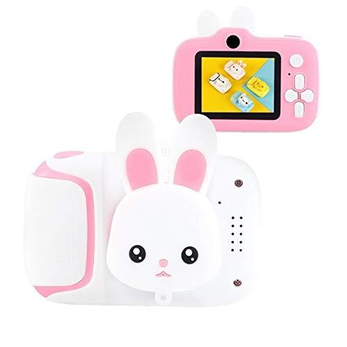 Conveniente y fácil de usar Cámara infantil útil Cámara de pantalla HD Video juguete niños dibujos animados lindo al aire libre Fotografía infantil con 8 g 16 g 32g Tarjeta de memoria Adecuado para sa
