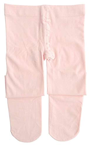 Dancina Mädchen Strumpfhose Ultra-Stretch Mikrofaser 120 DEN M (122-140) Rosé
