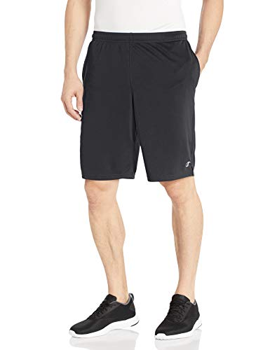Champion Men's Core Training Short, Black, Small