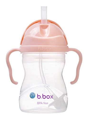 b.box Tasse, mit gewichtetem Strohhalm, Tutti Frutti 6 + Monate, 1 Stück