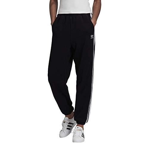 adidas Originals Pantalones deportivos regulares para mujer - negro - Large