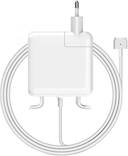 SunMac Chargeur Mac Book Air 85W Compatible avec Mac Pro 11'' 13'' 15'' Pouces 2012 2013 2014 2015, Chargeur Mag Safe 2 pour Mac Pro Retina A1425, A1398, A1502, A1424 et Plus Modèles Mac