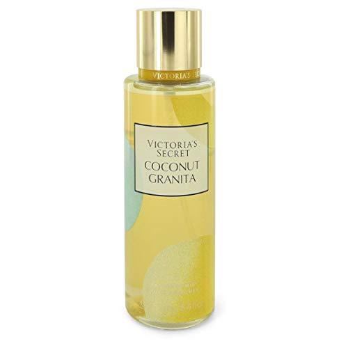 Victoria Secret Brume parfumée Senteur noix de coco Granita Édition limitée 250 ml