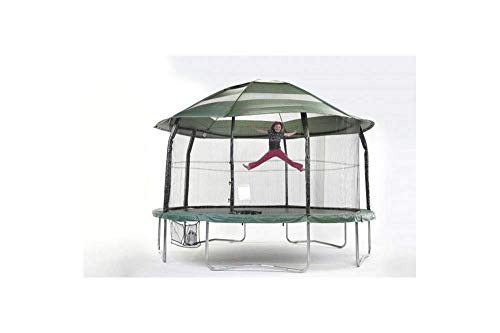 10ft x 15ft Oval Canopy - Trampoline not included
