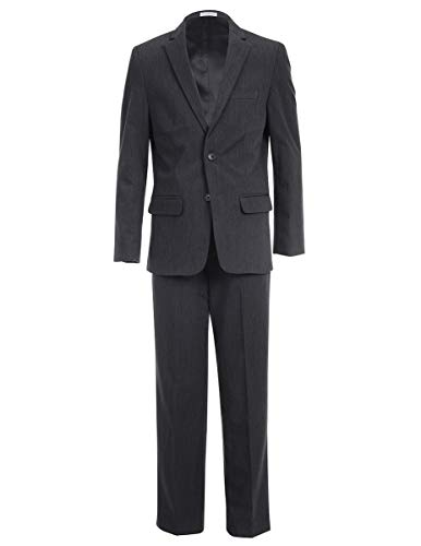 Calvin Klein Big Boys' 2-Piece F...