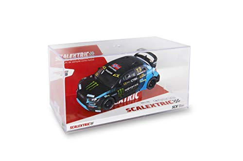 Scalextric- Audi S1 WRX Monster SCX Original Coche (Scale Competition Xtreme,SL 1)
