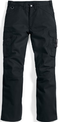 BP 1466-560-32-55 Arbeitshosen, mit Taschen, 310,00 g/m² Stoffmischung, schwarz ,55