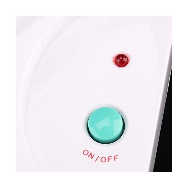 HITECHLIFE Generador de Ozono de Agua 600 MG//h Purificador de Aire M/áquina de Desinfecci/ón de Frutas y Verduras Eliminar el Olor y Eliminar Las Bacterias
