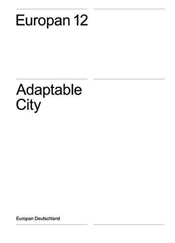 Europan 12 - Adaptable City