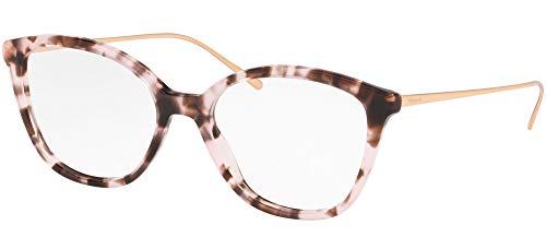 Prada Brillen Gafas de Vista AVANT-GARDE EVOLUTION 11VV PINK HAVANA 53/17/140 Damen