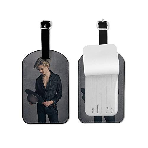 Tho-Mas Bro-Die San-Gster Fle-Ece3 - Etichette per bagagli, da viaggio, valigie, etichette per borse
