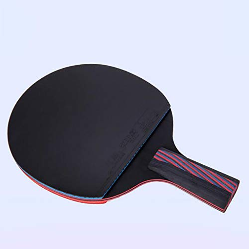 Best Review Of JD Home Professional Racquet, Table Tennis Racket Single Shot Rubber Table Tennis Gif...