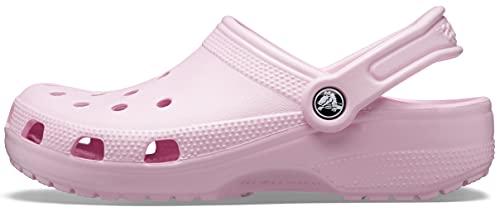 crocs Women s Classic Mule Ballerina Pink - 5 US Men/ 7 US Women M US