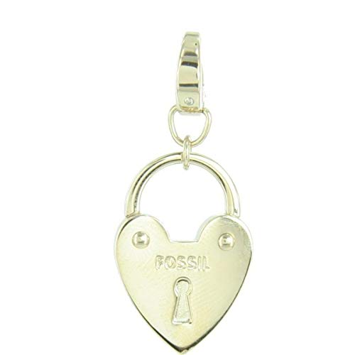 Fossil Damen-Charm 925 Sterling Silber Ohne JF00033710