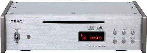 Teac pd-501hr-s–CD Player mit und PCM DSD
