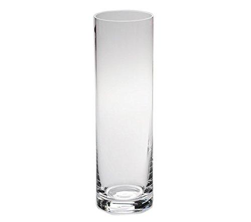 Toujours Cristal de Sèvres Claudie Vase en Verre cylindrique