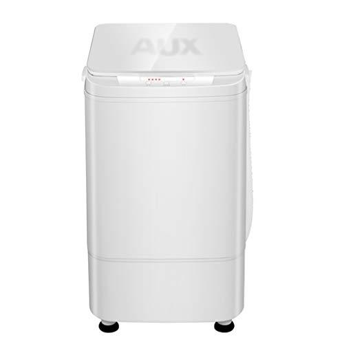 YXWxyj Lavadoras Mini Lavadora, integralmente Lavado automático y Secado de pequeños electrodomésticos Lavadora con una Capacidad de Lavado de 4,2 Kg