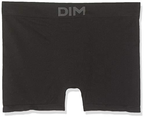 UNNO Herren Hipster Sin Costuras 2er Pack Dim Basic, Schwarz (Schwarz 0hz), X-Large (Herstellergröße: 5)