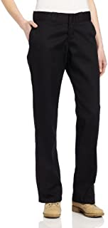 Dickies Women's Original Work Pant with Wrinkle And Stain Resistance