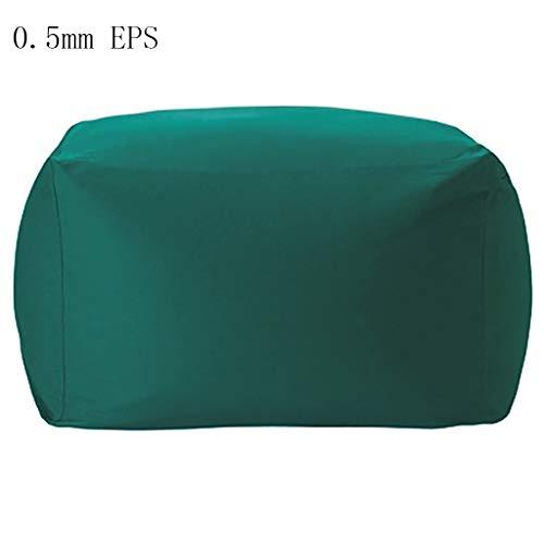 Chaises Longues canapé Chaise Longue canapé de Loisirs Bean Bag Dossier Balcon Chambre à Coucher Loisirs Portatif 11 Couleurs 65 * 65 * 43cm (Couleur : J)