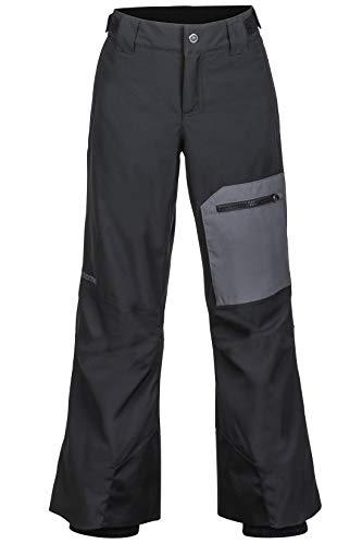 Marmot Burnout Pantalon pour garçon Noir Taille XS