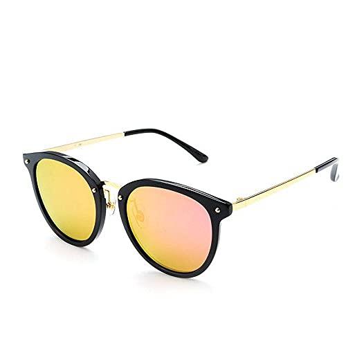 Gafas de sol unisex, de alta definición, polarizadas, con marco de metal, protección Uv400, gafas de sol ligeras para deportes al aire libre