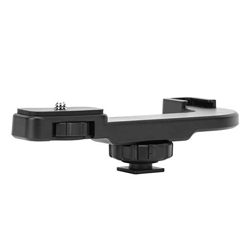 Rehomy Microfoon houder beugel PT-8 universele Hot schoen uitbreiding montage interface voor Gopro mobiele telefoon actie spiegelloze camera