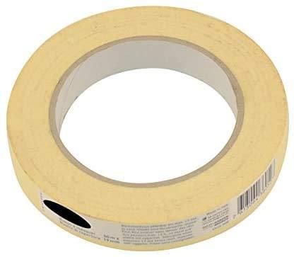 6x Malerkrepp je 19mm x 50m, Abklebeband für Maler Abdeckband Abklebeband für Lackierarbeiten