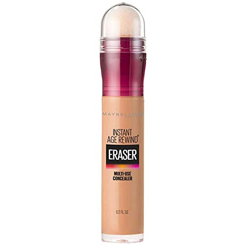 MAYBELLINE - Instant Age Rewind Eraser Dark Circles Treatment Concealer 130 Medium - 0.2 fl. oz. (6 ml)