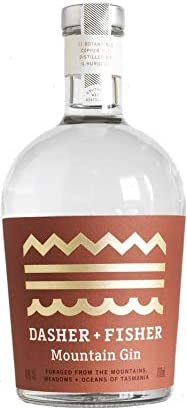 Southern Wild Distillery Dasher + Fisher Mountain Gin 700mL