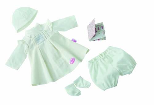 Zapf Creation 790380 - Baby Annabell Winteroutfit de Luxe