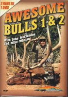 Awesome Bulls 1 & 2 [DVD] [Import]