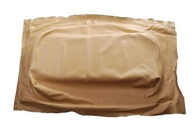 EZGO TXT Golf Cart TAN Replacement Bottom Seat Cover 1994 & Up [Sports]
