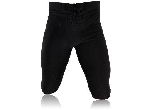 Full Force American Football Game Pants Lycra Stretch - schwarz Gr. M