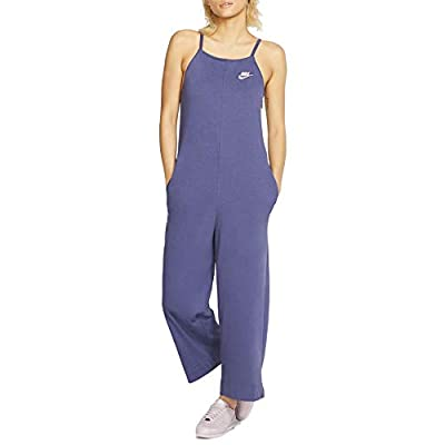 Nike Womens NSW Jumpsuit Jrsy Womens BV3976-557 Size M by