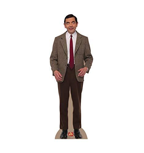 Advanced Graphics Mr. Bean Pappaufsteller in Lebensgröße One Size Mr. Bean