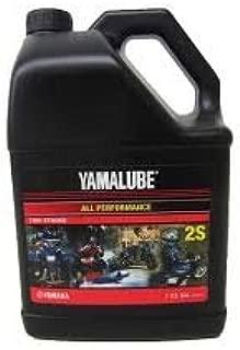 Yamaha LUB-2STRK-S1-04 2S 2 STROKE OIL, GL/; LUB2STRKS104 Made by Yamaha
