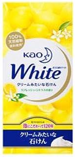【花王】ホワイト リフレッシュ?シトラスの香り レギュラーサイズ 85g×6個入 ×20個セット