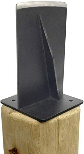 EasyGO Products EGP-WSPL-001-1 Jack Jr-The Firewood Wood Log Splitter – Bl, Kindling Tool Jar