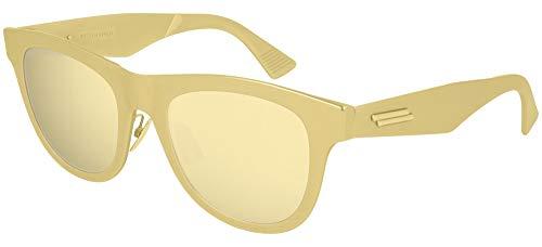 Bottega Veneta Gafas de Sol BV1052S GOLD/GOLD 52/21/145 unisex