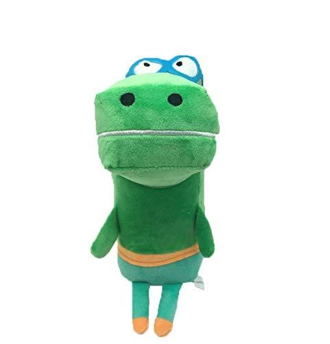 Dirgee Cartoon Tier Plüsch Spielzeug, Hey Dugge Plüsch Spielzeug Hund Norrie Betty Tag Happy Pig Gefüllte Plüsch Puppe Kinder 43cm