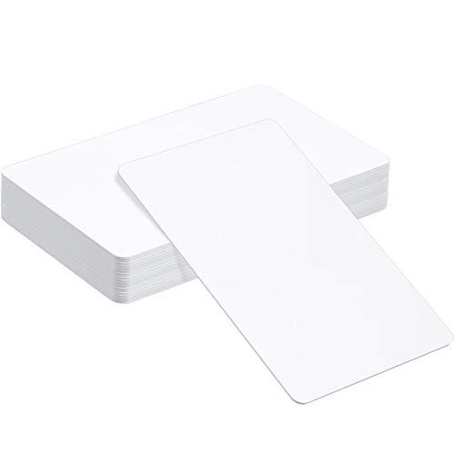40 Stück NTAG215 NFC Karten, PVC Karten NTAG 215 NFC Weiß Etiketten Kompatibel mit TagMo und Amiibo für Alle NFC-Fähigen Smartphones und Geräte