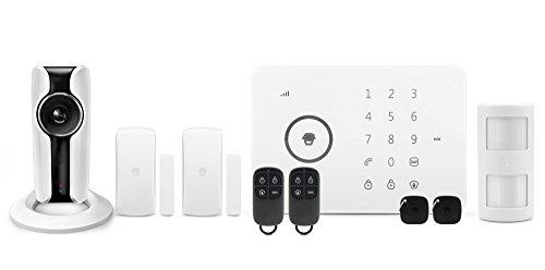 Chuango G5i Plus Sistema de Alarma Wireless gsm/SMS/RFID con Cámara WiFi HD G5i Plus 🔥