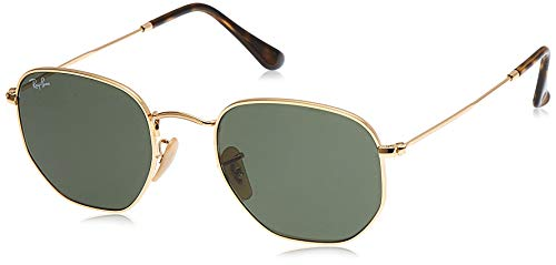 Ray-Ban MOD. 3548N Ray-Ban Sonnenbrille MOD. 3548N Rechteckig Sonnenbrille 51, Gold