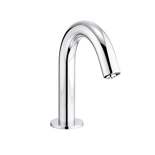 TOTO TEL113-D20E#CP, Polished Chrome Helix EcoPower 0.35 GPM Electronic Touchless Sensor Bathroom Faucet