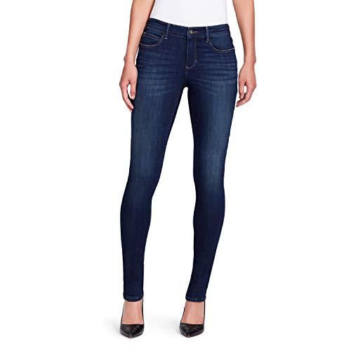 Skinnygirl Women's Plus Size The Skinny Jean in Injeanious Stretch Denim, Bryant, 14W