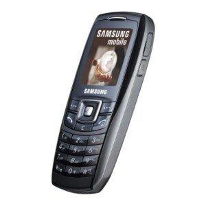 Samsung SGH-X630 schwarz Handy