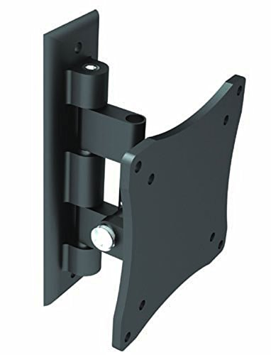 "Black Full-Motion Tilt/Swivel Wall Mount Bracket for BenQ GW2765HT 27"" inch LED Monitor - Articulating/Tilting/Swiveling"