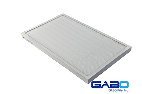 Gabo Filters D-CH05A Replacement Air Filter Christie Digital Part# 03-001981-51P Model CP2000SP/ CP2000XB/ CP2000S